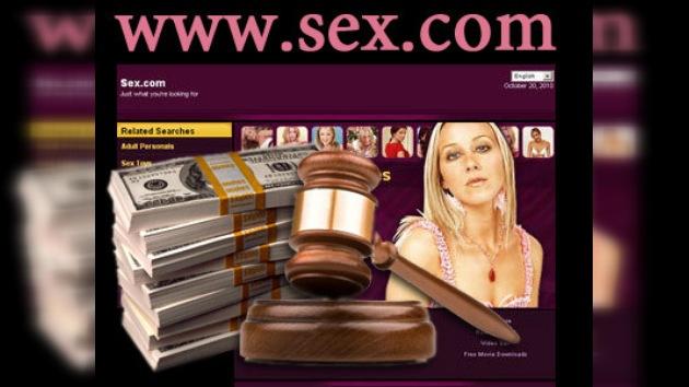 Se ha encontrado un comprador del dominio sex.com