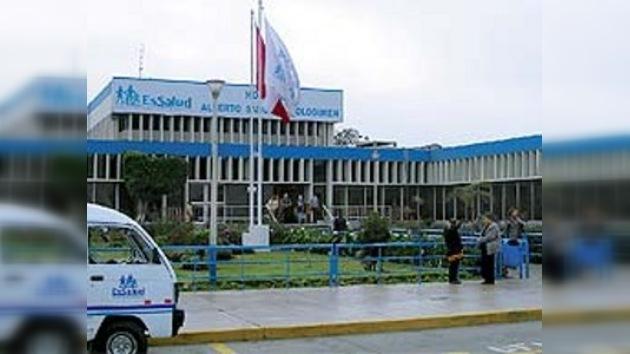 Una amputación equivocada dejó sin pies a un paciente peruano