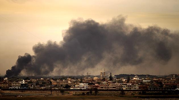 Egipto y Emiratos Árabes realizaron en secreto ataques aéreos en Libia