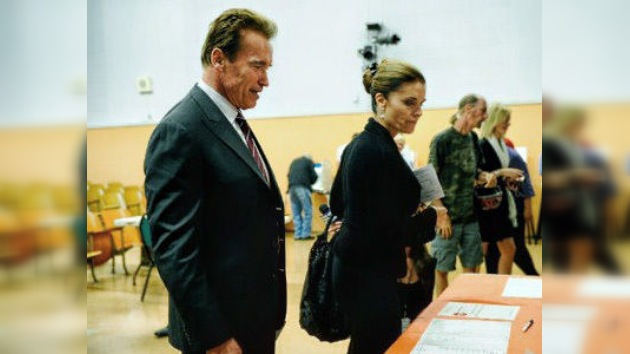 'Terminator' no quiere pagarle la pensión de manutención a su ex mujer