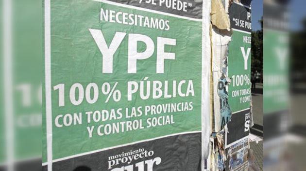 Argentina: los países BRICS están interesados en invertir en YPF