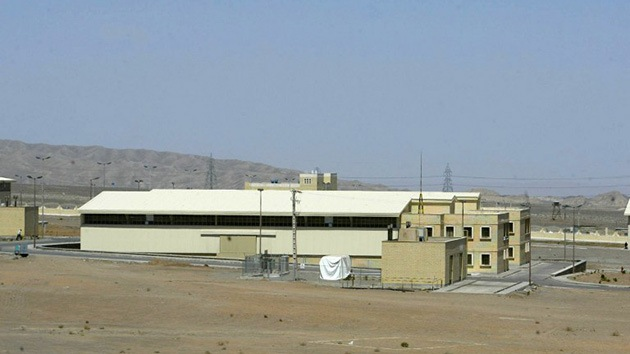 Irán instala nuevas centrífugas en su planta nuclear de Natanz