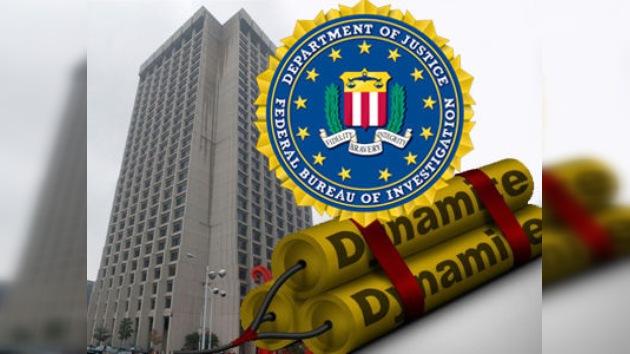 Detienen a un sospechoso de haber intentado volar una oficina del FBI