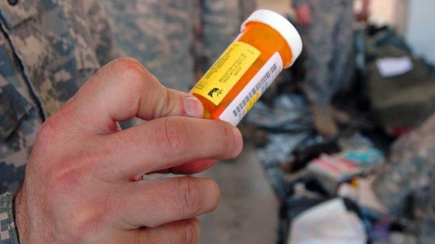 Soldados drogadictos de EE.UU., conejillos de indias para la industria farmacéutica