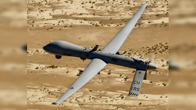EE. UU. opera en Irak y Afganistán con aviones no tripulados
