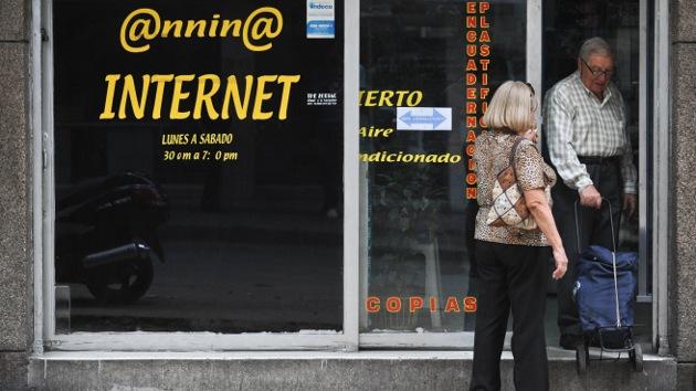 "Gigantes informáticos piden a Washington que garantice un ""internet democrático"""
