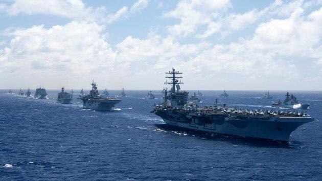 China y EE.UU., juntos por primera vez en los ejercicios navales RIMPAC