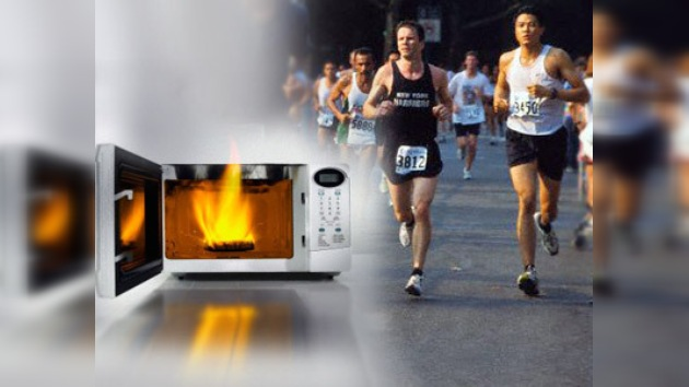 Maratón de Pittsburgh casi falla por alerta de bomba