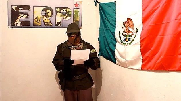 México: ERPI crea una brigada para combatir a Guerreros Unidos