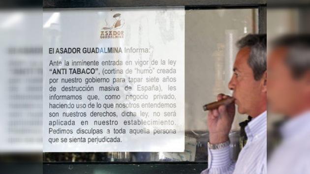 Cierra sus puertas en Marbella el principal objetor de la Ley Antitabaco