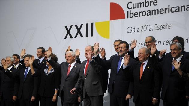 La Cumbre Iberoamericana pide el fin de la violencia entre Israel y Palestina