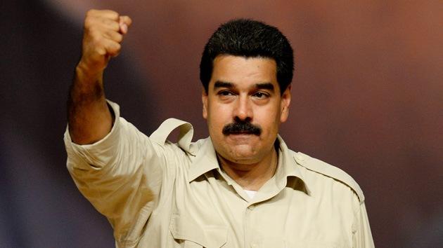 """Maduro: """"EE.UU. está decidido a llevar una guerra contra el mundo árabe"""""""