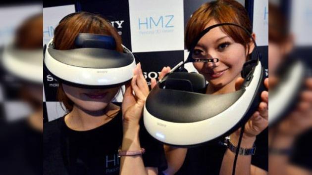 El cine del futuro está en tu cabeza: el visor personal de Sony es ya una realidad
