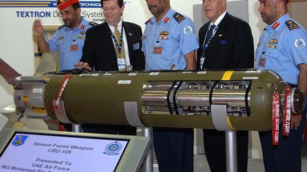 """EE.UU. """"decepciona"""" al mundo por sus planes de vender bombas de racimo a Arabia Saudí"""