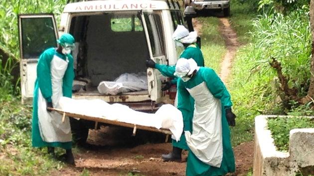 """""""El ébola no tiene vacuna porque solo muere gente en África"""""""