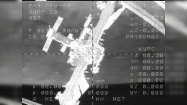 Video desde la Estación Espacial Internacional, parte 8