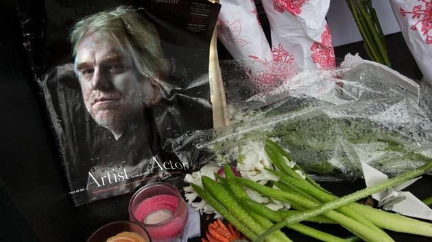 Vinculan la muerte de Hoffman con una 'heroína asesina' vendida en el este de EE.UU.