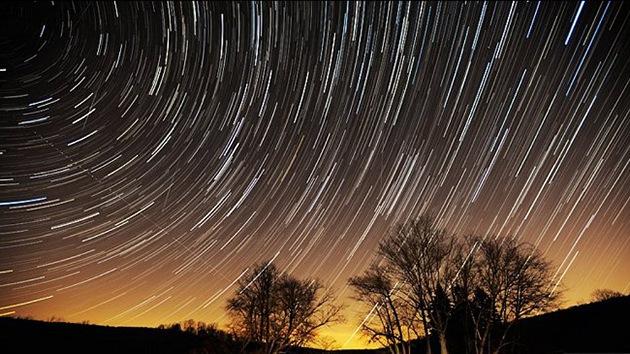 Vean la más copiosa lluvia de estrellas, las Leónidas