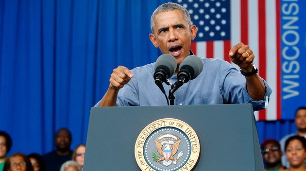 Obama manda más tropas a Irak