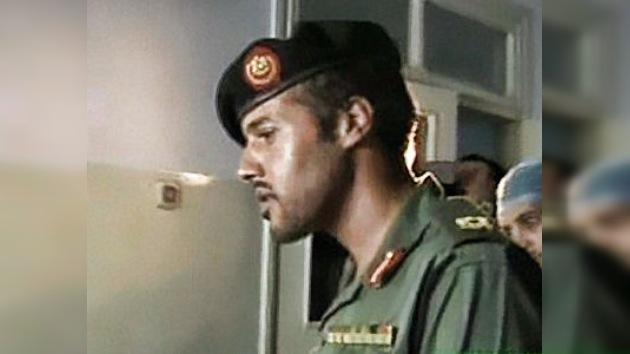El CNT confirma la muerte de Hamis, hijo del coronel Gaddafi