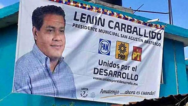 'Lenin' finge su muerte para ganar una alcaldía en México