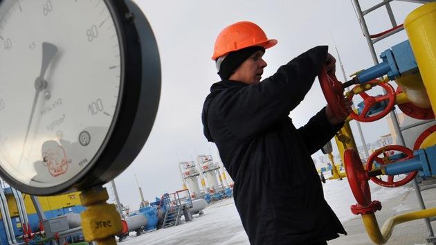 Ucrania ya se preparaba para el robo de gas ruso a mediados del 2013