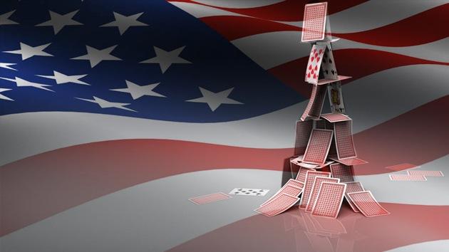 """""""La economía de EE.UU. es un castillo de naipes"""""""