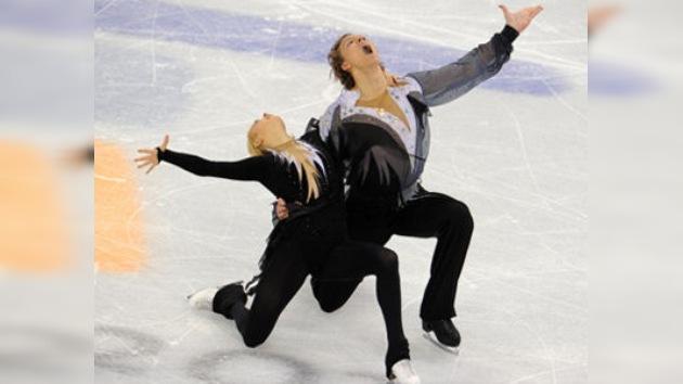 Patinadores rusos consiguen oro y bronce en el Gran Premio de Shanghái