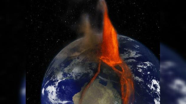 Supererupciones pusieron a la humanidad al borde de la extinción