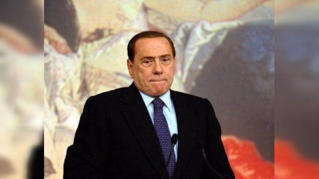 EE. UU. menciona a Berlusconi en un informe sobre trata de personas