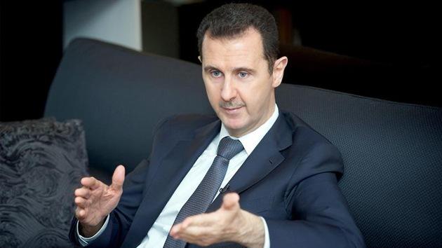 """Al Assad: """"No existen pruebas de que haya usado armas químicas contra mi pueblo"""""""