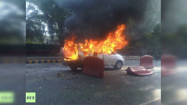 Diplomáticos israelíes atacados en India y Georgia