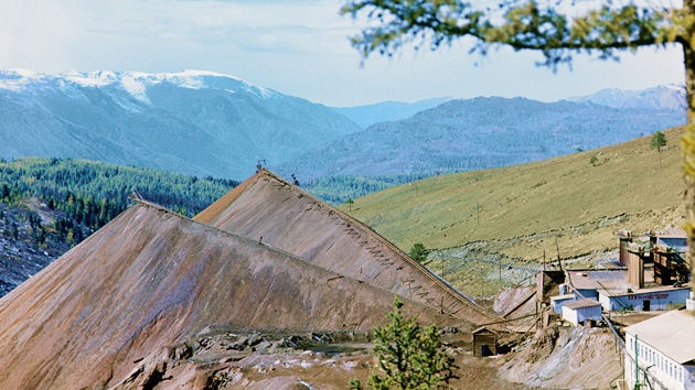 Descubren un yacimiento de 200 toneladas de oro en el Oriente Lejano ruso