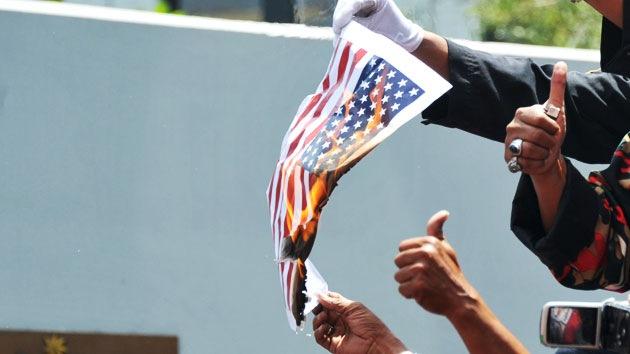 """Los nueve países que más """"odian"""" a Estados Unidos"""