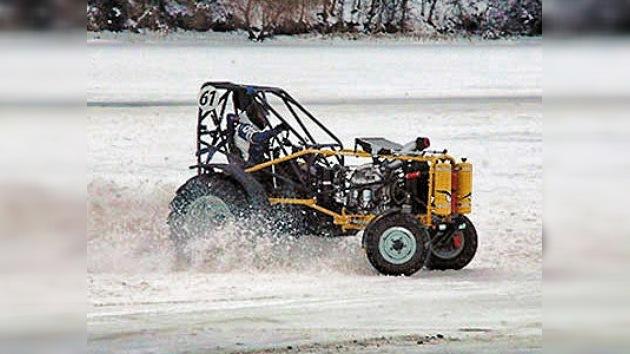 El tractor más rápido del mundo bate un nuevo récord de velocidad