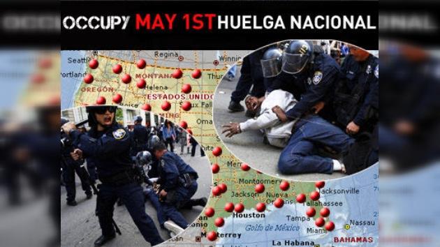El 1 de Mayo se vuelve violento en EE. UU.