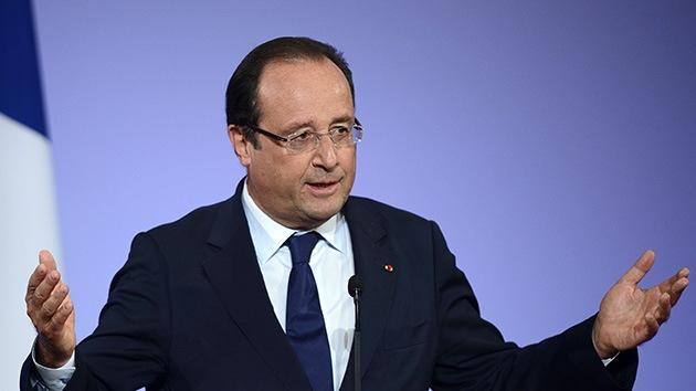 Francia no descarta que la acción militar contra Siria todavía sea una opción