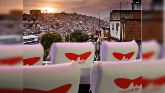 Favelas de película: Complexo do Alemao acoge parte del Festival de Cine de Río