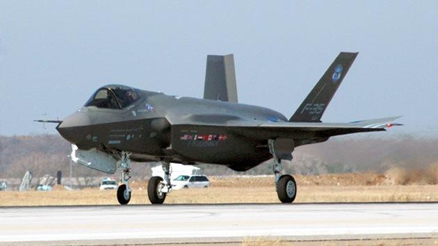 El Pentágono revela: No hay vuelo sin riesgo para los pilotos del F-35