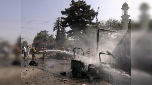 Al menos 22 personas mueren en un doble atentado en Pakistán