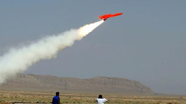 Irán diseña un nuevo drone para enrolarlo en su Marina