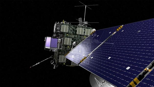"""""""Puede que los resultados de la perforación del módulo de Rosetta no lleguen a la Tierra"""""""