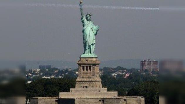 Remodelación de la Estatua de la Libertad costará más de 27 millones de dólares