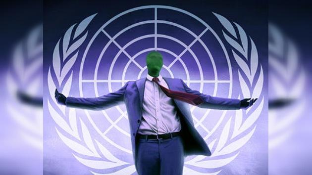 Rebelión contra el ACTA: Anonymous 'hackea' sitios gubernamentales de EE. UU.
