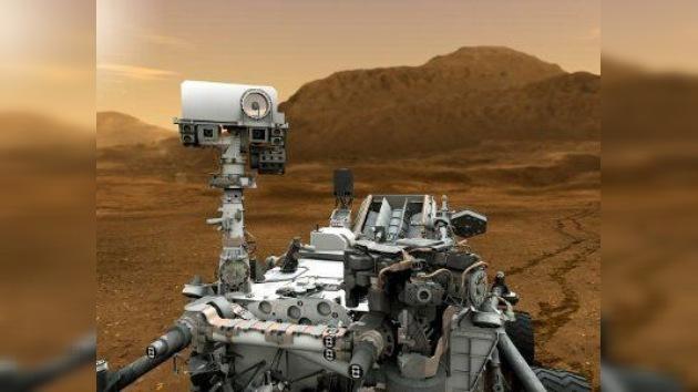 La NASA le invita a un paseo virtual por Marte