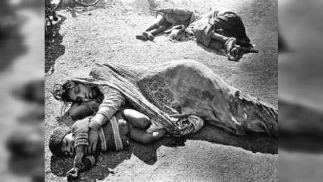 El desastre de Bhopal sigue provocando víctimas 25 años después