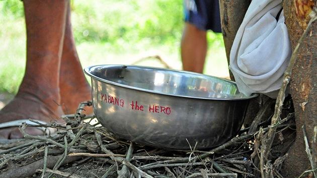 La heroína canina de Filipinas tendrá un hocico nuevo