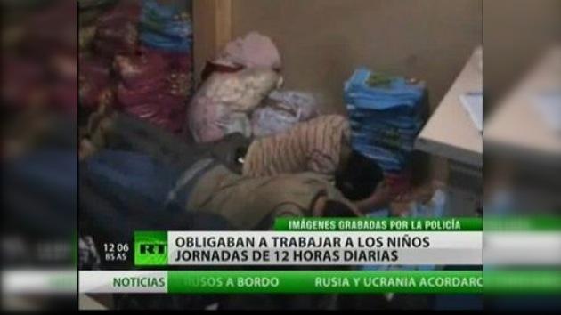 La policía rusa ha rescatado a un grupo de niños esclavos de Kirguistán