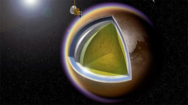 Océano puede albergar vida en Encélado, una luna de Saturno. NASA 08d25c84fe