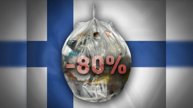 La operación 'basura' de Finlandia